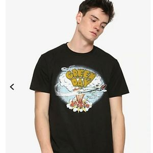 Green Day Dookie Graphic T-shirt Hot Topic